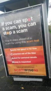 scamwiseni poster