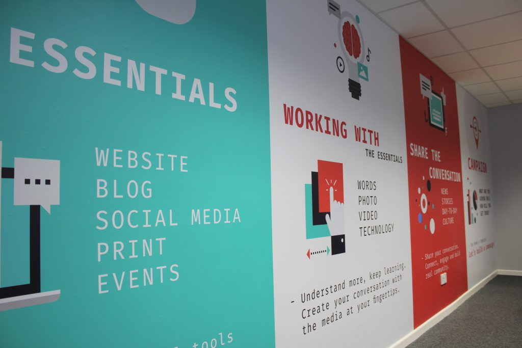 Media Essentials Training Day for businesses